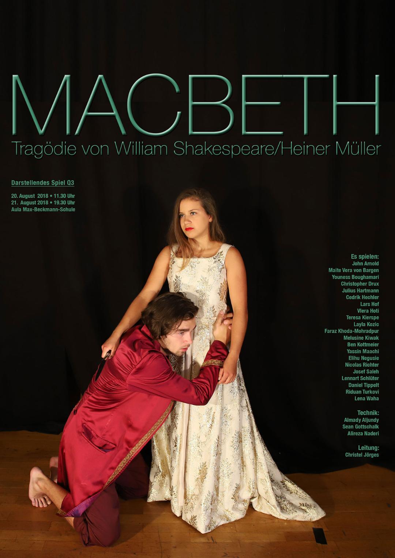 Shakespeares schottische Tragödie an der MBS